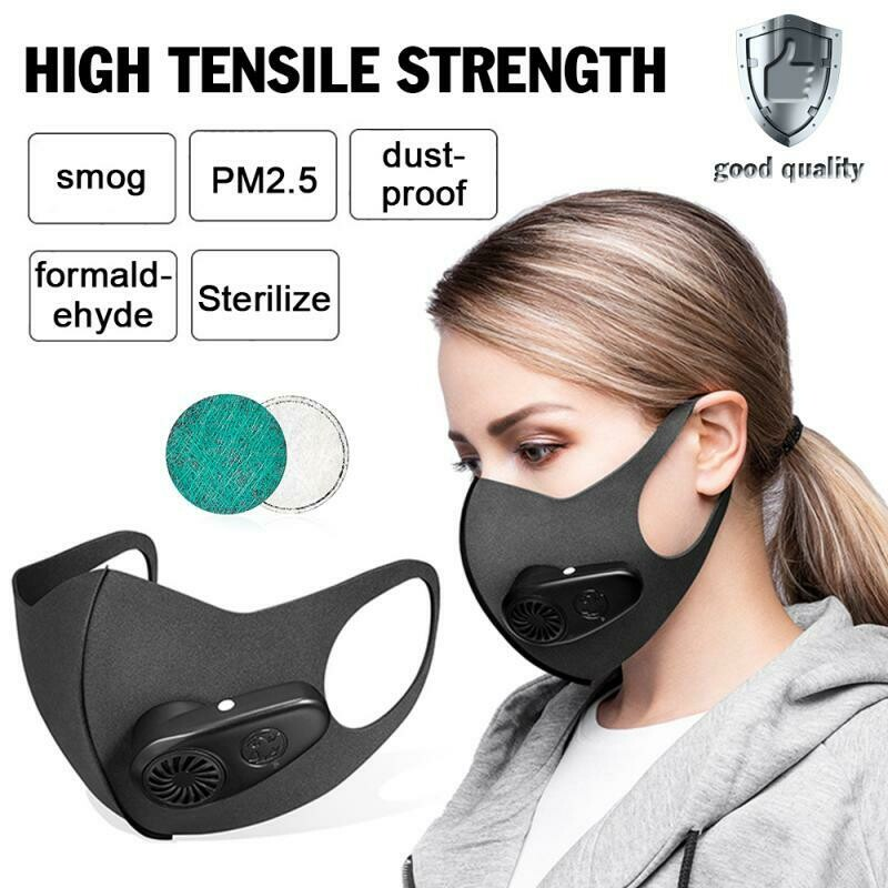 Smart Electric Face Mask  2.5 Masks Valve