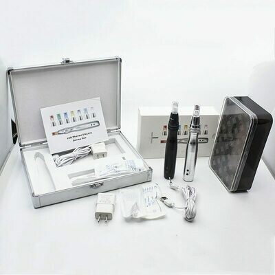 7 Color Led Light BB Cream Machine microneedle pen with 5ml BB Cream Glow