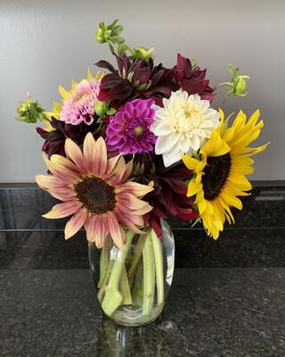 Medium Cut-Flower Mixed Bouquet