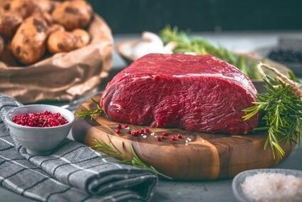 Roastbeef Feersisch Rind 500g