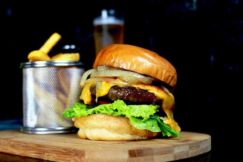 Burger Brötchen