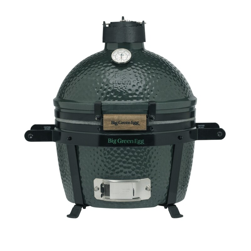 Big Green Egg Starterpaket MiniMax + Grill-Box