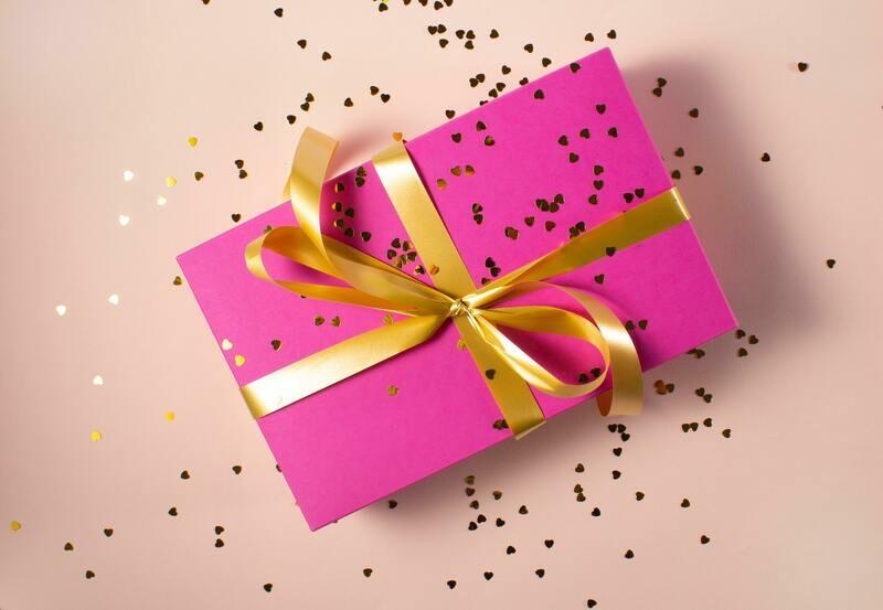 Geschenk - Box