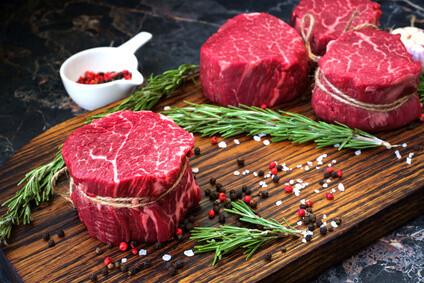 Rinderfilet Feersisch Rind 500g