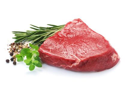 Steakhüften-Herz Feersisch Rind