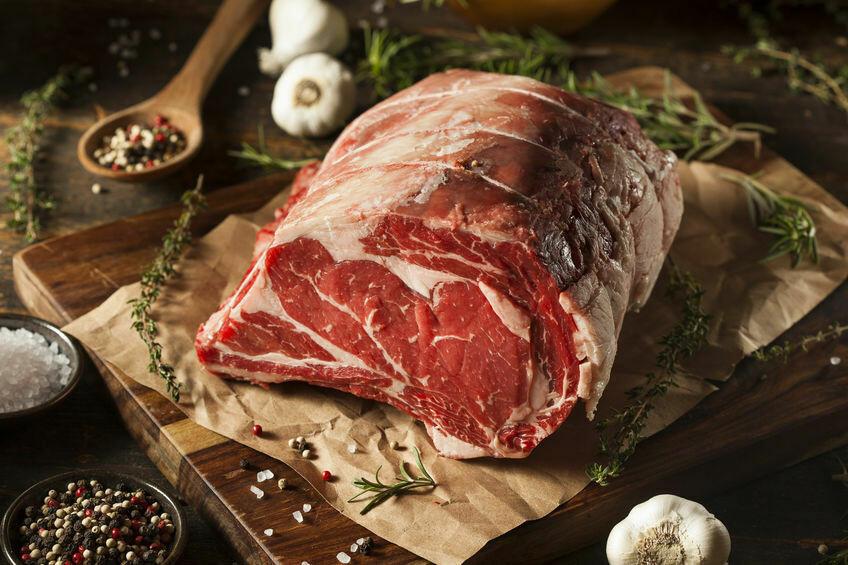 John Stone Cowboy Steak/Prime Rib Dry Aged
