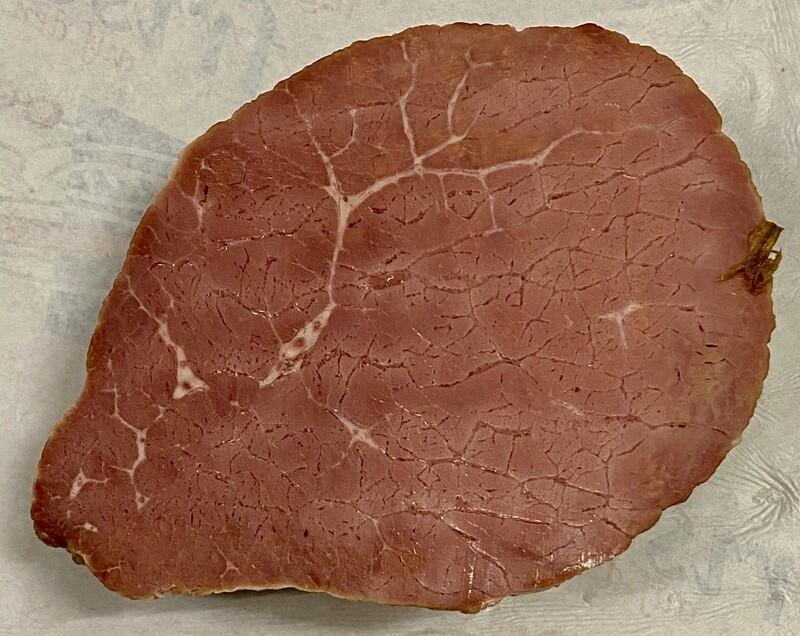 Rinderschinken Hausgemacht 250g geschnitten