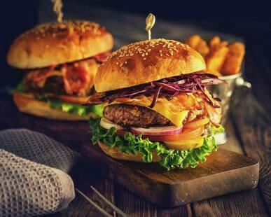 Wagyu Burgerbox für Zwei