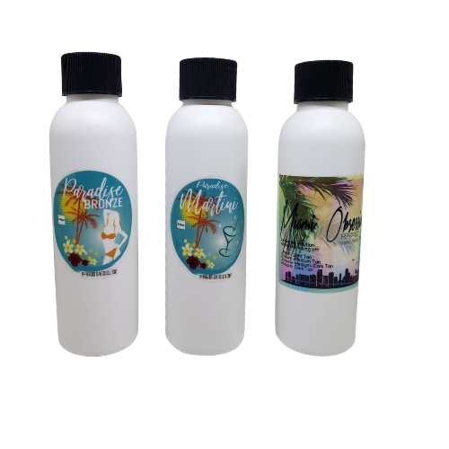 Sample Pack of 3 Solution (4 oz each) Limit 1 pack per person