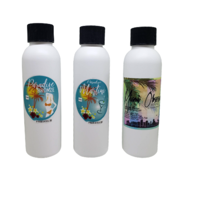 Sample Pack of 3 Solution (4 oz each) Limit 1 pack per person - International