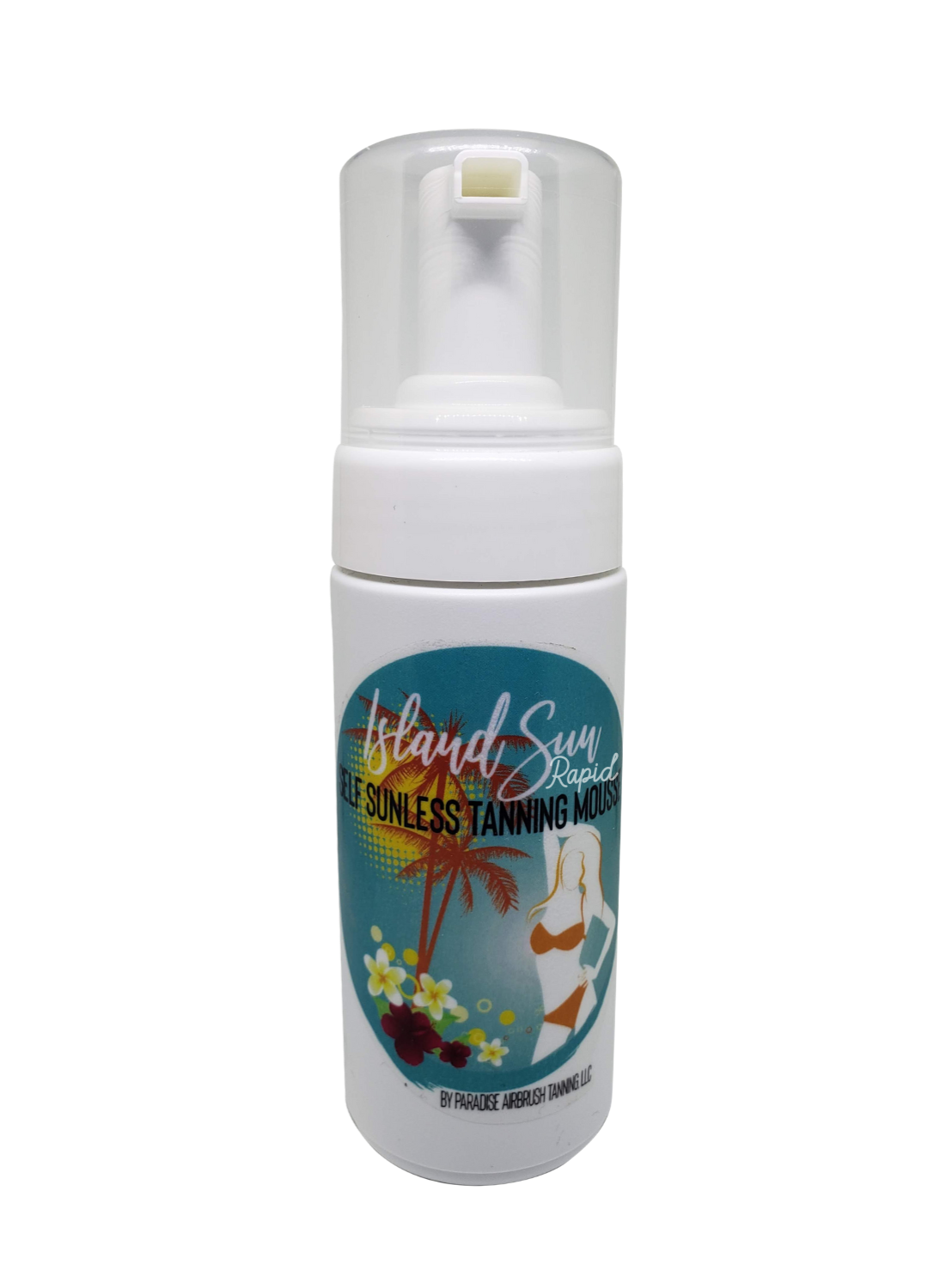 Island Sun Rapid Tanning Mousse Includes Mitt (Buy one get one free)
