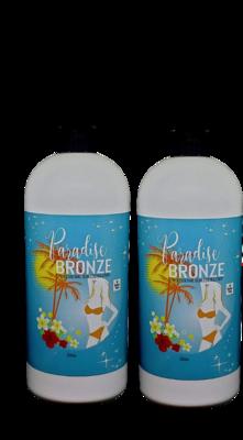 Paradise Bronze 64 oz