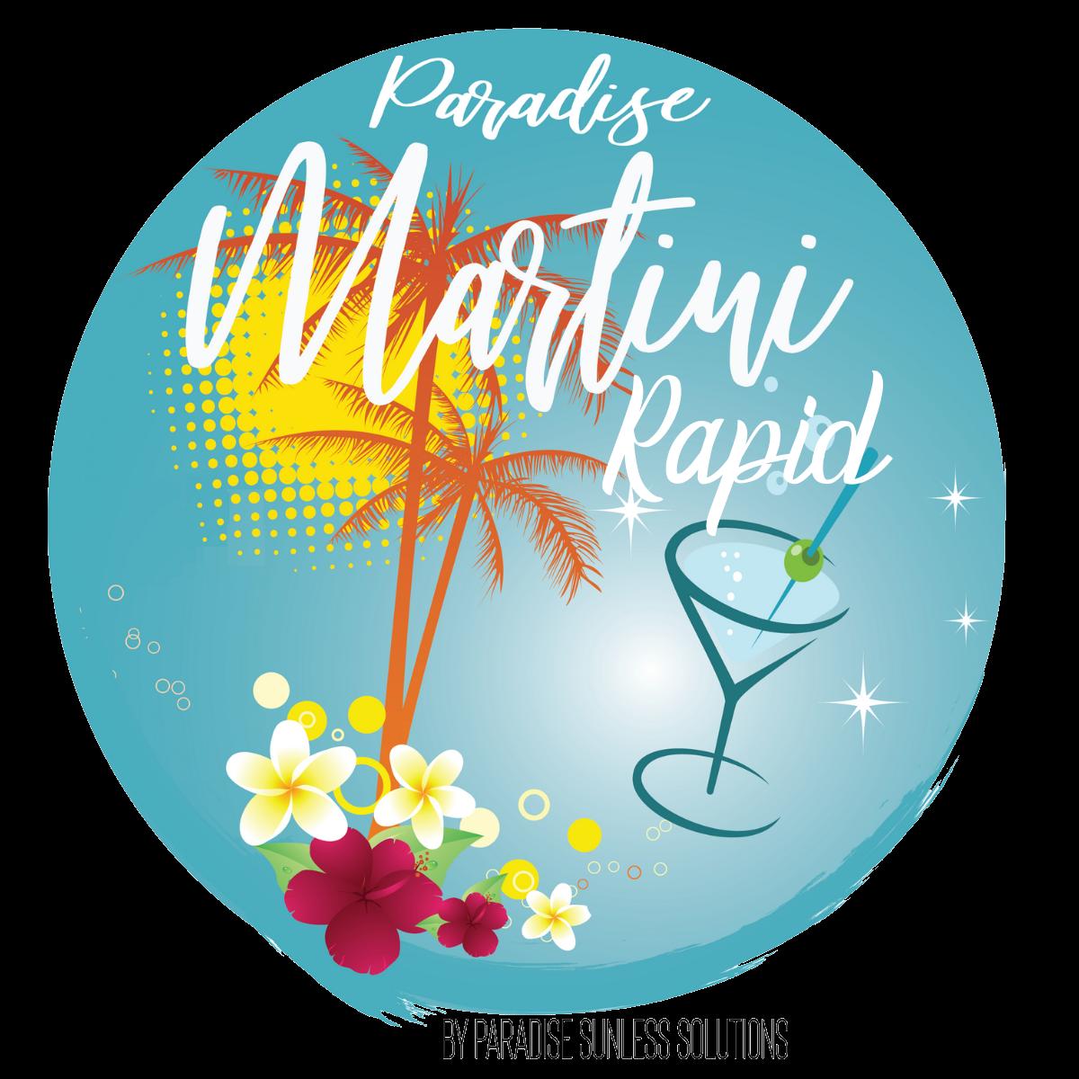 Paradise Martini Rapid 32 oz