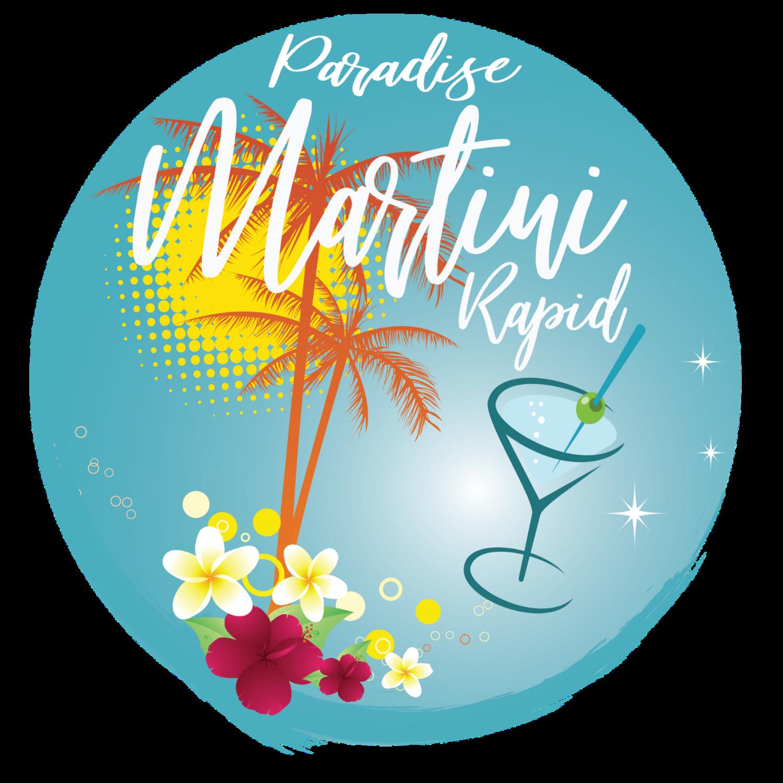 Paradise Martini Rapid 8 oz