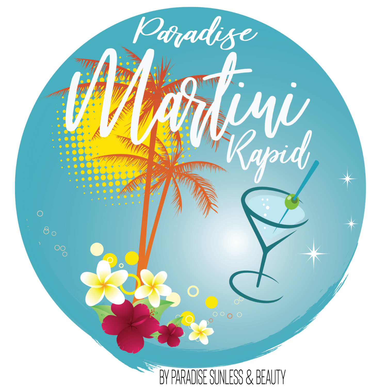 Paradise Martini Rapid 64 oz