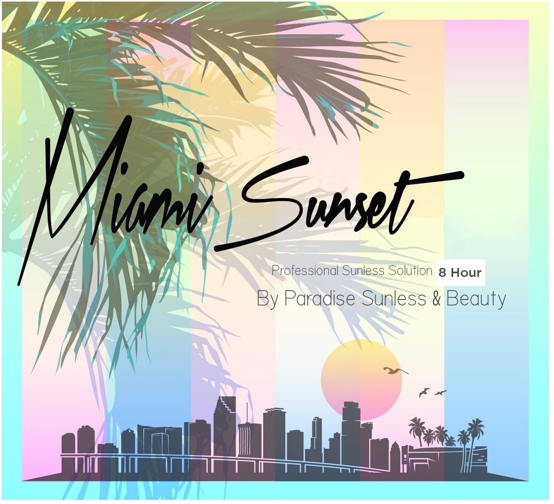 Miami Sunset 8 oz