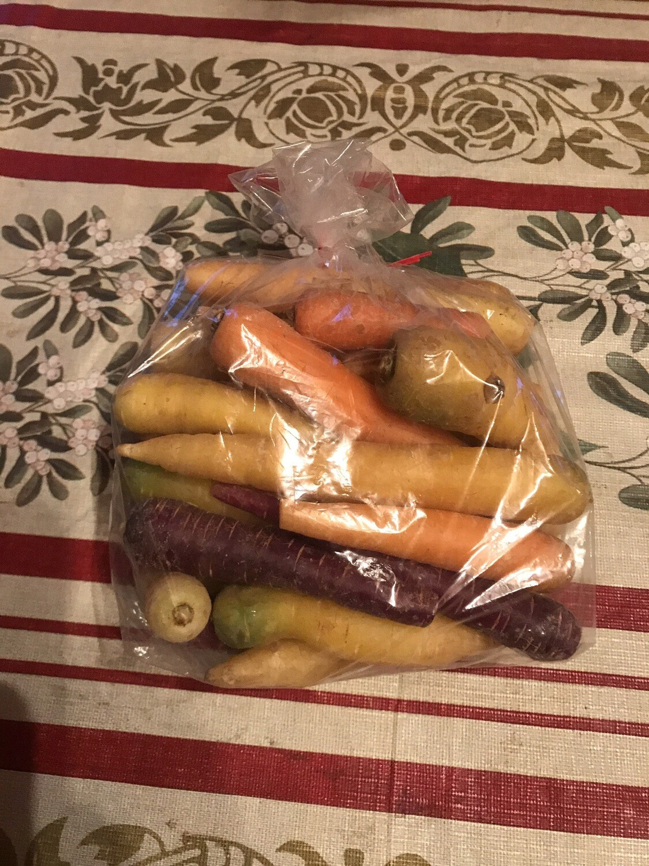 Carrots Rainbow Baby Medium