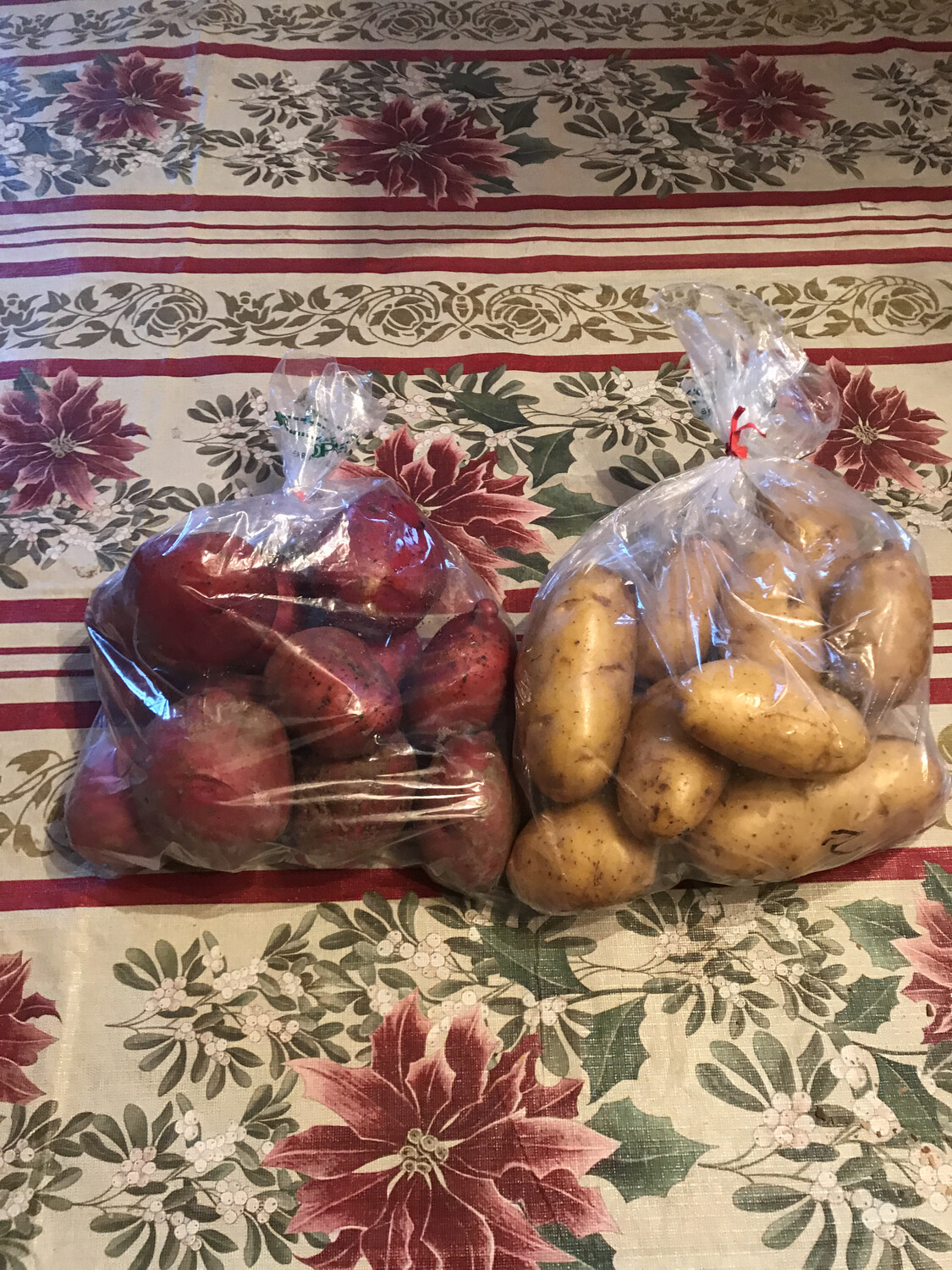 Potatoes ( Bintje Yellow Flesh )
