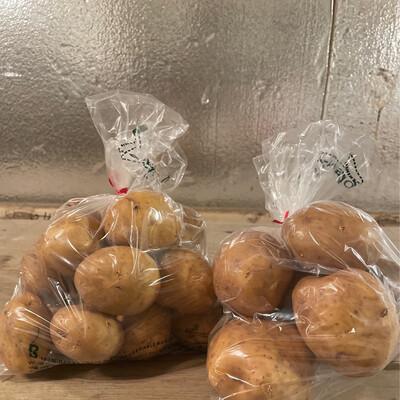Potatoes ( Satina Yellow Flesh )