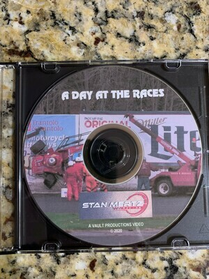 """""""A Day at the Races"""" DVD"""