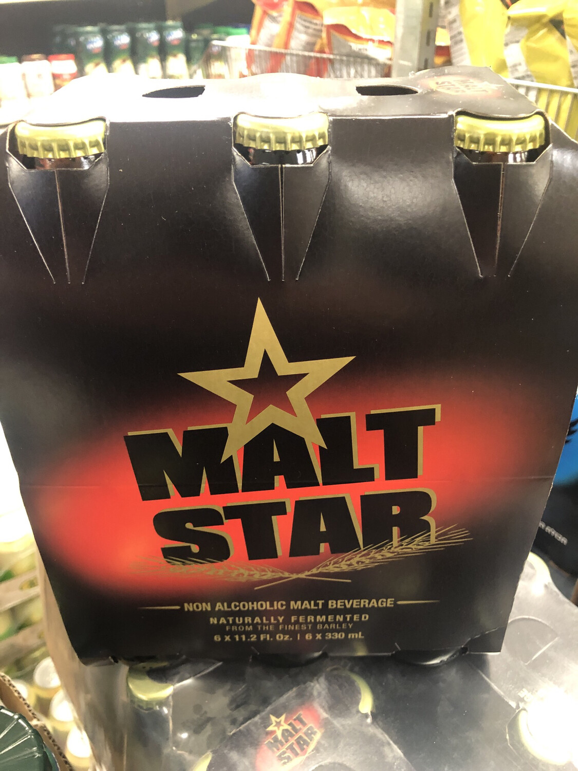 6 Pack Malt Star