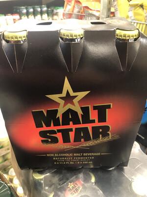 6 Pack Malt Star