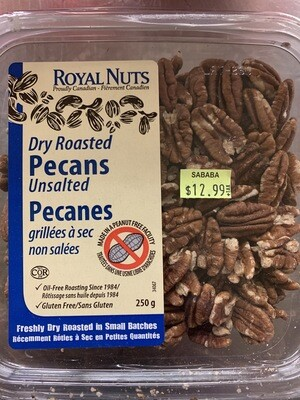 Pecans Unsalted