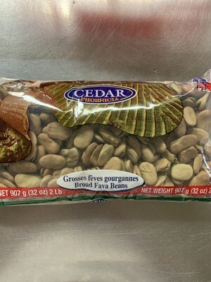 Large Fava Beans