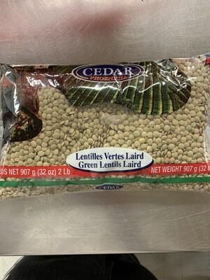 Green Lentils Laird