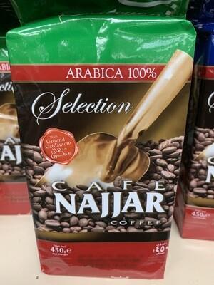 Najjar Coffee With Cardamon (450gram)