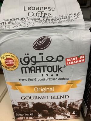 Mattouk Coffee (200gram)