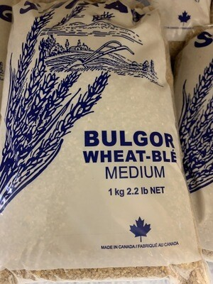 Bulgor Medium