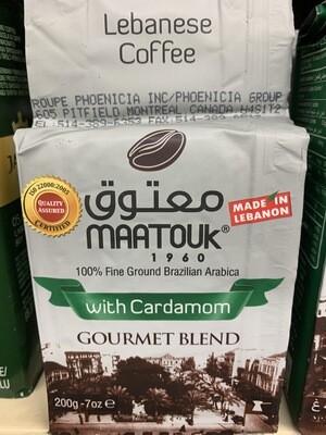 Mattouk Coffee With Cardamon (200gram)