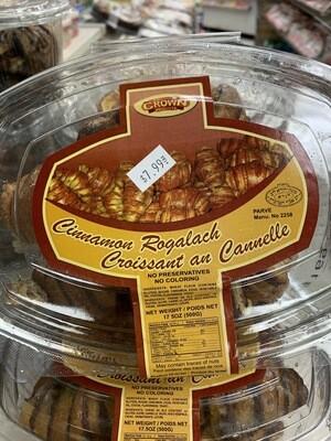 Crown Cinnamon Rogalach