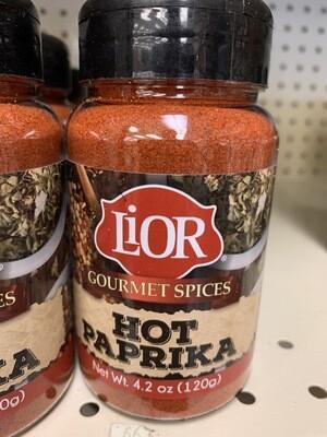 Lior Hot Paprika