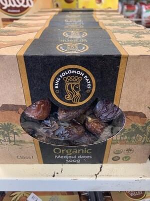 Organic Medjoul Dates 500g