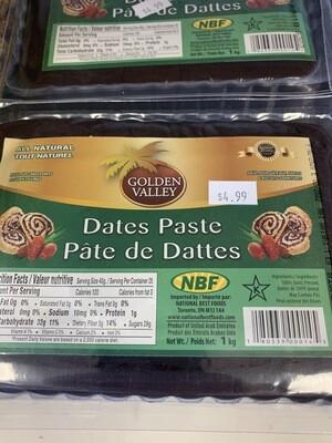 Dates Paste