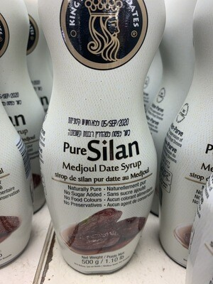 Pure Silan Date Syrup