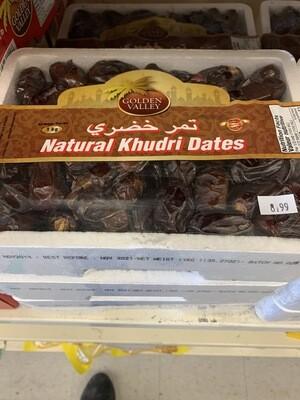 Natural Khudri Dates