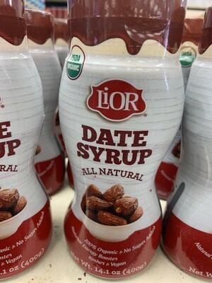 Lior Date Syrup