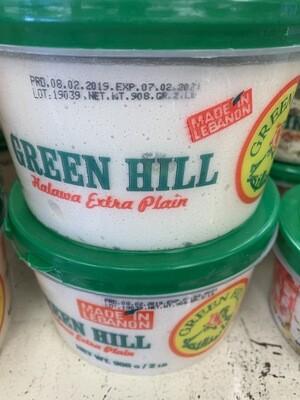 Green Hill Halva Plain 908g