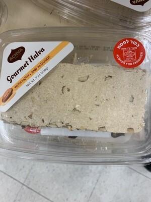Achva Gourmet Halva With Honey And Almonds