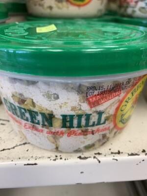 Green Hill Pistachio Halva 454g