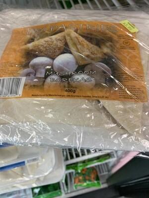 Mushroom Borekas