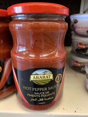 Ararat Hot Pepper Sauce