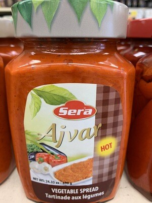 Sera Ajvar Vegetable Spread