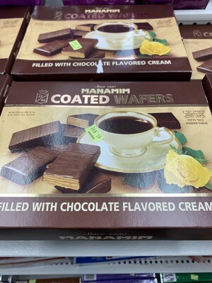 Manamim Chocolate Wafers