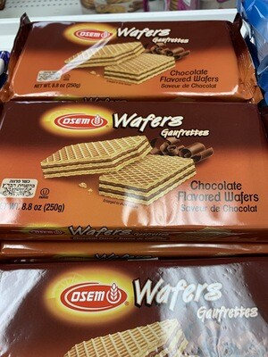 Osem Chocolate Wafers