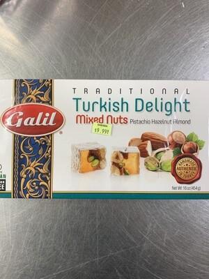 Galil Mixed Nuts