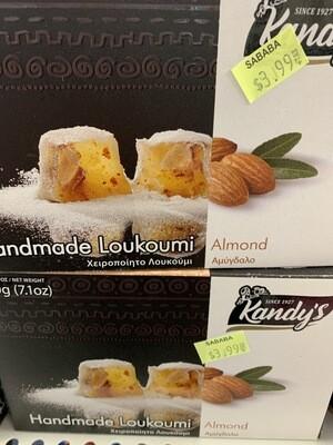 Kandys Almond